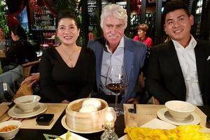Ngon Restaurant Berlin mang ẩm thực Việt vào Phủ Tổng thống Đức