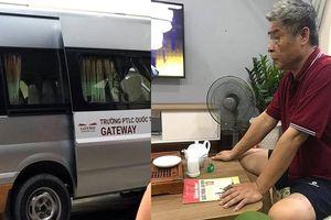 Vụ trường Gateway: Khởi tố lái xe Doãn Quý Phiến