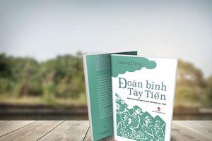 Ra mắt tập di cảo, hồi ký 'Đoàn binh Tây Tiến' của nhà thơ Quang Dũng