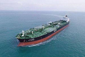 Siêu tàu chở dầu Iran đột ngột 'biến mất' ở vùng biển Syria