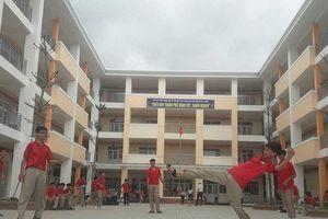 Hân hoan với những ngôi trường mới của TP