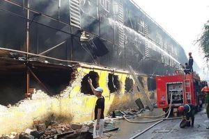 Hà Nội cần minh bạch thông tin vụ cháy Rạng Đông với dân