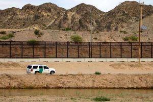 Lầu Năm Góc chi 3,6 tỉ USD tiếp tục xây tường biên giới