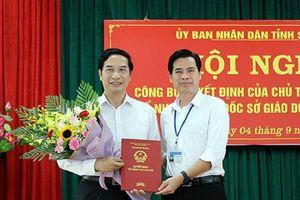 Sau bê bối gian lận điểm, Sơn La có tân giám đốc Sở Giáo dục