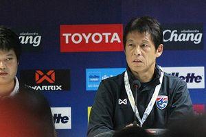 HLV trưởng Arika Nishino chỉ ra điểm yếu của ĐT Thái Lan