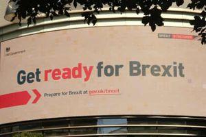 Nước Anh 'Sẵn sàng cho Brexit'