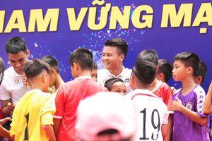 Quang Hải sẽ trở thành 'Đại sứ thắp lửa ước mơ'