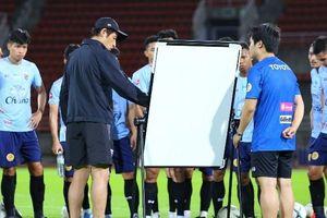 Tuyển Thái-lan dùng đội hình nào đấu thầy trò Park Hang Seo?