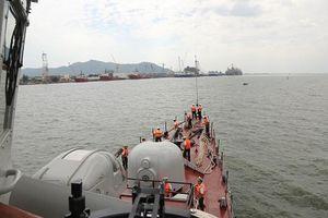 Tàu Hải quân Việt Nam đảm nhiệm vai trò gì trong tập trận Mỹ - ASEAN?