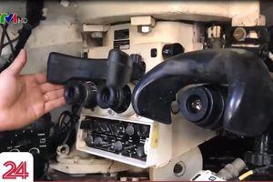 Chi tiết hệ thống ngắm mới trên xe tăng T-54M Việt Nam nâng cấp