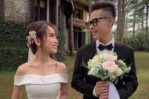 'Sốt sình sịch' con gái Minh Nhựa khoe ảnh đăng ký kết hôn