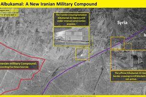 Iran đang xây căn cứ quân sự lớn ở Syria?