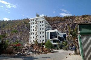 Hàng loạt biệt thự xây trái phép ở Nha Trang chính thức bị 'cắt gọt'