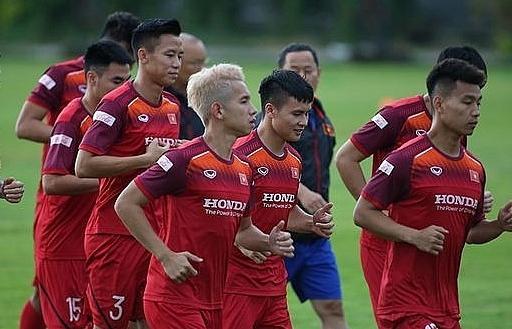 HLV Park Hang-seo chốt danh sách đội tuyển Việt Nam: Hà Minh Tuấn bị loại