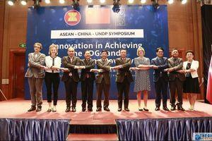 ASEAN: Đổi mới để thực hiện Mục tiêu Phát triển bền vững và xóa nghèo