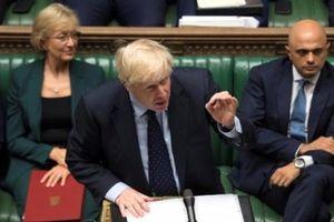 Ông Johnson nói gì sau thất bại tại Quốc hội?