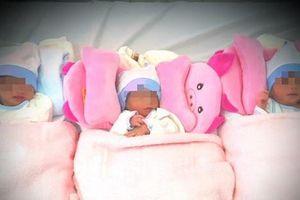 Sản phụ sinh non hiếm gặp 'vượt cạn' thành công với 3 em bé khỏe mạnh