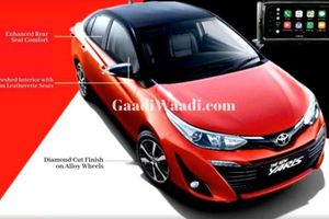 Ế ẩm, Toyota Yaris chuẩn bị tung bản nâng cấp
