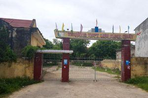 Thanh Hóa: 8 trường THPT bị giải thể trước thềm năm học mới