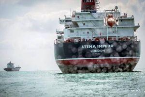 Iran thả thủy thủ đoàn tàu dầu Anh