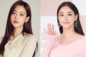 Danh sách mỹ nhân Hàn điêu đứng vì bị nghi ngờ ngoại tình với chồng 'nàng Cỏ' Goo Hye Sun