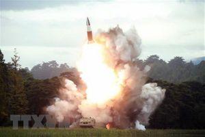 Báo Nhật Bản ủng hộ việc phát triển vũ khí của Triều Tiên