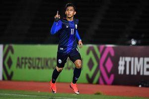 Vòng loại World Cup 2022: 'Messi Campuchia' bất ngờ bị loại khỏi đội hình