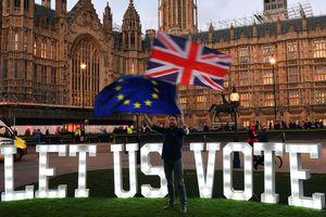 Thủ tướng Anh Johnson sẽ đề xuất bầu cử sớm vào ngày 15/10