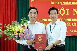 Lộ diện người thay thế ông Hoàng Tiến Đức làm Giám đốc sở GD&ĐT Sơn La