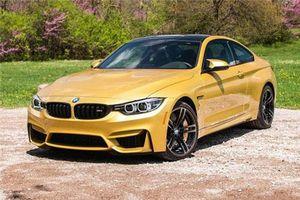 Ảnh chi tiết BMW M4 Coupe 2019: Công suất 431 mã lực, giá hơn 4 tỷ