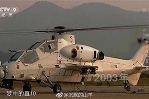 Đòn hiểm của Mỹ khiến trực thăng tối tân nhất Trung Quốc phải nằm đất hơn 10 năm