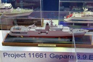Gepard 3.9 nâng cấp có thể mang tới... 24 tên lửa diệt hạm