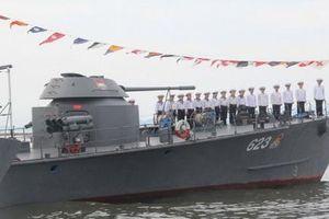 Việt Nam nâng cấp tàu tuần tra cỡ nhỏ bằng cách tích hợp tháp pháo xe tăng?