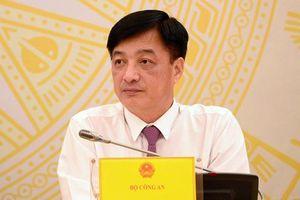 Thứ trưởng Công an nói về vụ ông Nguyễn Bắc Son không được áp dụng 'chính sách hình sự đặc biệt'