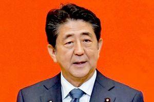 Thủ tướng Nhật Bản tuyên bố cải tổ Nội các