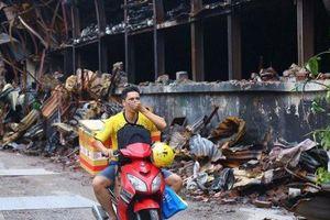 Binh chủng Hóa học, Bộ Quốc phòng sẽ xử lý hóa chất sau vụ cháy Rạng Đông