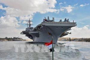 Ai Cập đẩy mạnh phát triển dịch vụ hậu cần vận tải biển