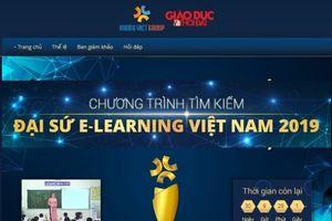 Cơ hội trở thành Đại sứ E-Learning Việt Nam với giải thưởng lên đến 500 triệu đồng