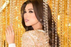 Á khôi gây nhiều tranh cãi, bị tước danh hiệu bất ngờ dự thi Hoa hậu Hoàn vũ VN 2019