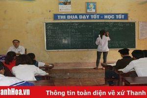 Thanh Hóa: Giải thể một số trường THPT trên địa bàn tỉnh