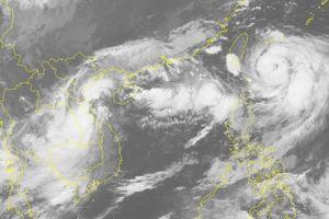 Áp thấp nhiệt đới suy yếu, khẩn trương tìm kiếm người mất tích