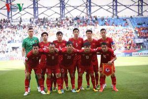 ĐT Việt Nam chốt danh sách 23 cầu thủ tham dự trận gặp ĐT Thái Lan