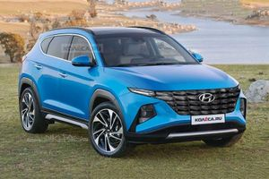 Hyundai Tucson 2021 lộ diện với thiết kế 'chất như nước cất'