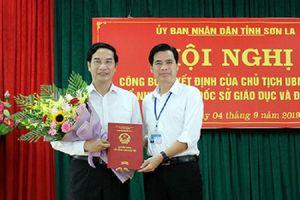 Cựu Giám đốc Sở GD&ĐT Hoàng Tiến Đức bị bãi nhiệm chức danh Ủy viên UBND tỉnh Sơn La
