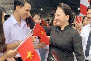 Lãnh đạo Đảng và Nhà nước tham dự lễ khai giảng trên mọi miền Tổ quốc