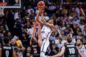 Giannis Antetokounmpo lập Double-double, Hy Lạp tiến vào vòng 2 FIBA World Cup