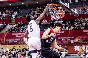 Nhật Bản bế tắc trước sức mạnh của Mỹ, thêm một đại diện châu Á thua trắng tại vòng 1 FIBA World Cup 2019