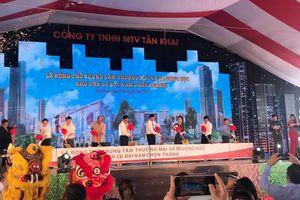 Xây dựng Trung tâm thương mại và trường học tại khu dân cư Đại Nam – Bình Phước