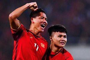 Thứ hạng tuyển Việt Nam thay đổi ra sao sau trận gặp Thái Lan