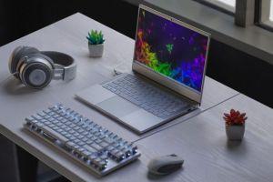 Laptop chơi game mỏng nhẹ đầu tiên trên thế giới